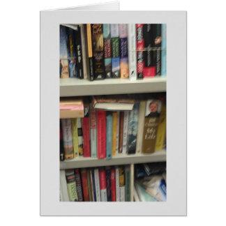 Cartes Salutations de retraite de bibliothécaire