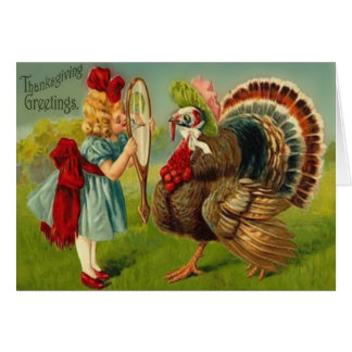 Cartes Salutations de thanksgiving