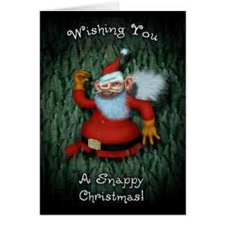 Cartes Sammy Claus