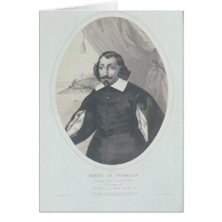 Cartes Samuel de Champlain 1854