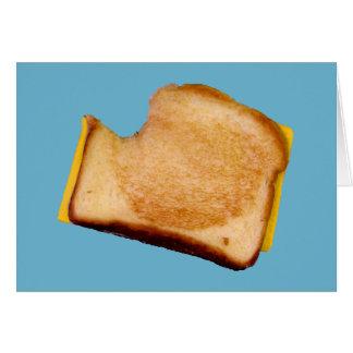 Cartes Sandwich grillé à fromage