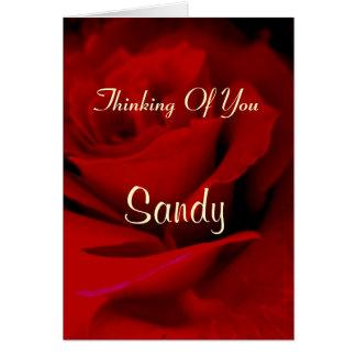 Cartes Sandy