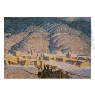 Cartes Sangre De Cristo Mountains
