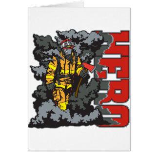 Cartes Sapeur-pompier de HÉROS
