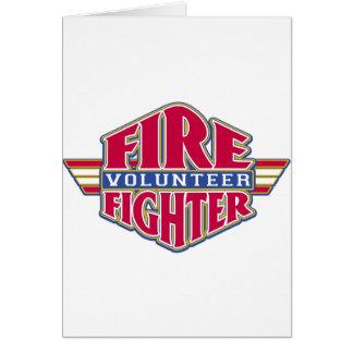 Cartes Sapeur-pompier volontaire