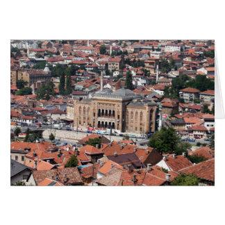Cartes Sarajevo
