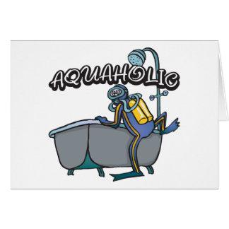 Cartes SCAPHANDRE d'Aquaholic