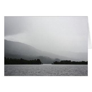 Cartes Scène de Loch Lomond