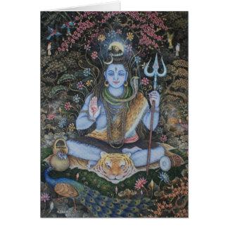 Cartes Seigneur Shiva