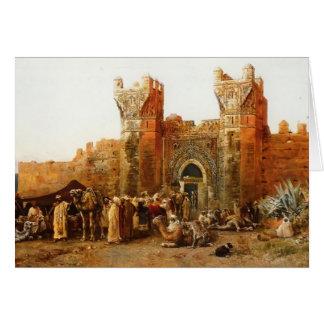 Cartes Seigneur Weeks- Gate d'Edwin de Shehal, Maroc