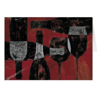 Cartes Sélection de vin