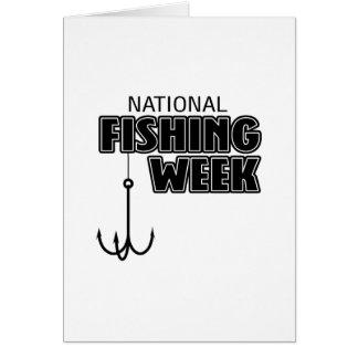 Cartes Semaine nationale de pêche