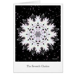 Cartes Septième Chakra
