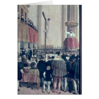 Cartes Sermon du legs papal, Cornélius Musso