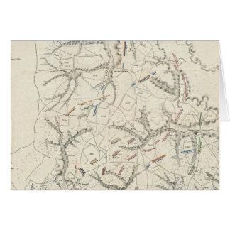 Cartes Shiloh, Tennesse