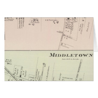 Cartes Shrewsbury Middletown, New Jersey