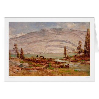 Cartes Sierra paysage de Nevada (0709A)