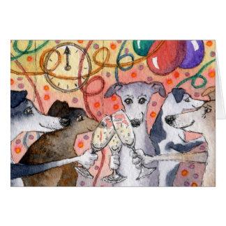 Cartes Sighthounds sont les fêtards originaux…