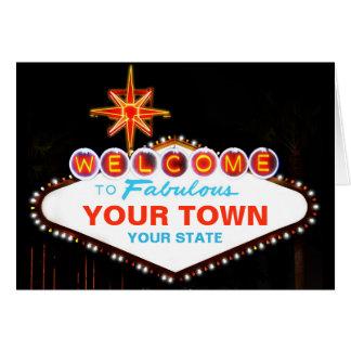 Cartes Signe de Las Vegas