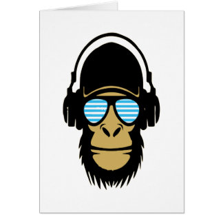 Cartes Singe de Mr.Dubstep