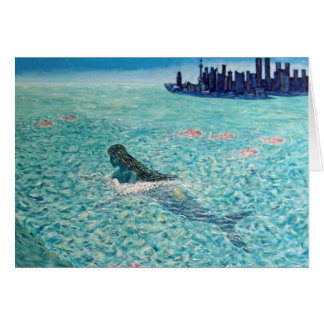 Cartes Sirène contre la marée