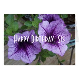 Cartes SIS de joyeux anniversaire