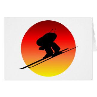 Cartes Ski alpin de Sun