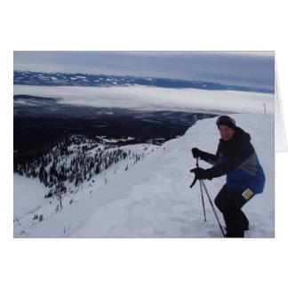 Cartes Ski de neige