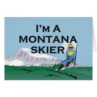 Cartes Ski SUPÉRIEUR Montana