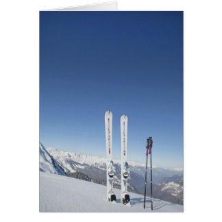 Cartes Skis et ski Polonais