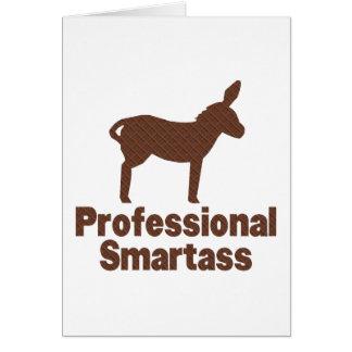 Cartes Smartass professionnel