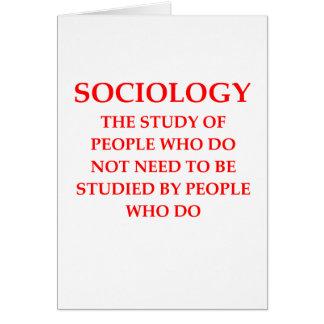 Cartes sociologie