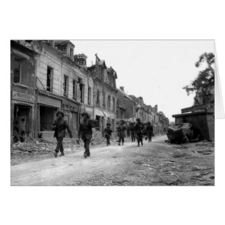 Cartes Soldats à Caen