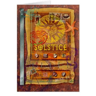 Cartes Solstice d'été