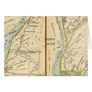 Cartes Somers, New York 2