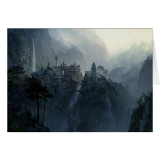 Cartes sommet de montagne