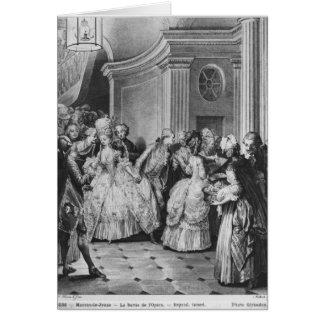 Cartes Sortir de l'opéra