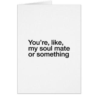 Cartes Soulmate
