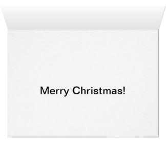 Cartes Souris de Noël avec du sucre de canne