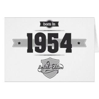 Cartes Soutenu en 1954 (Dark&Lightgrey)