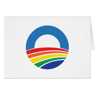 Cartes Soutien d'Obama 2012 de mariage homosexuel
