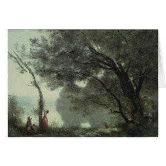 Cartes Souvenirs de Mortefontaine, 1864