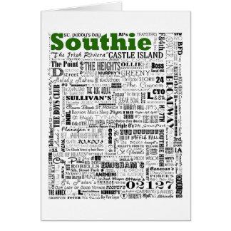 Cartes Souvenirs de SOUTHIE