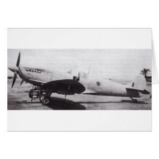 Cartes Spitfire de Supermarine