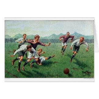 Cartes Sports collectifs vintages,