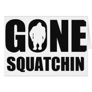 Cartes Squatchin allé