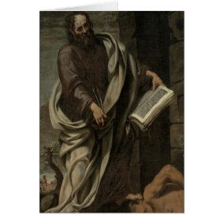Cartes St Bartholomew, 1620