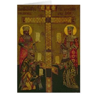 Cartes St Constantine et Ste.Hélène