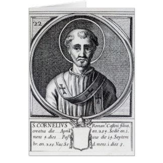 Cartes St Cornélius