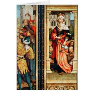 Cartes St Elizabeth de la Hongrie